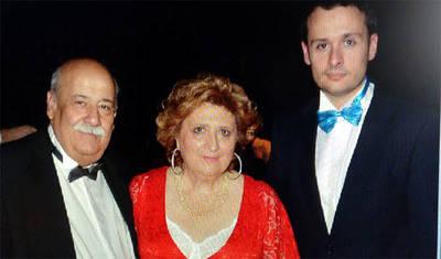 OBITUARIO. Dolores de Lara y Juan Campos, fotógrafos, fallecieron en accidente de tráfico