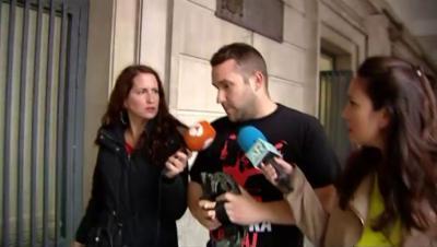 El Prenda: 'Aquí lo único que ha sido violado ha sido nuestros derechos y la presunción de inocencia'