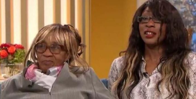 Delsie Gayle y su hija Carol rechazaron las disculpas de Mesher.