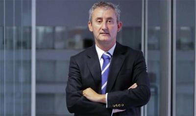 El cántabro Tomás Cobo, presidente de los médicos especialistas europeos