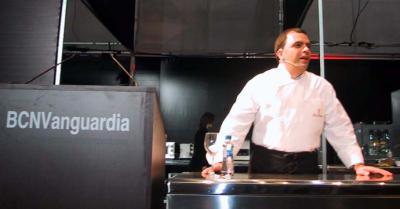 """El Chef Jesús Sánchez distinguido con el """"Cucharon buen guiso marinero"""""""