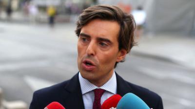 Pablo Montesinos, Vicesecretario de Comunicación del PP