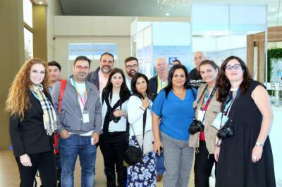 Periodistas de Turismo de 15 países se dieron cita en Foz de Iguazú
