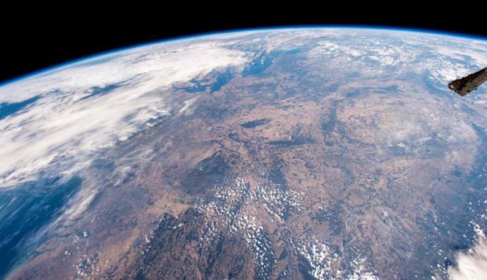 El deshielo de glaciares afectó a la Tierra