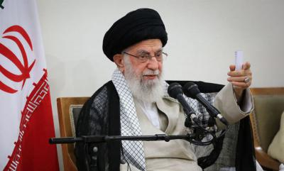El líder supremo deIrán,Ali Jameneí