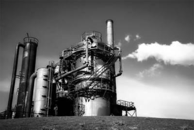 ¿Cómo trata una empresa los gases especiales?