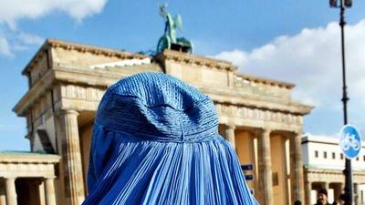 En Alemania prohíben parcialmente el uso del velo integral islámico