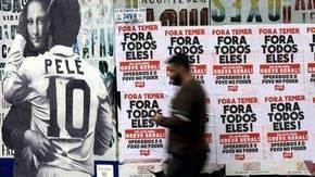 Brasil encara la primera huelga general contra el Gobierno de Temer