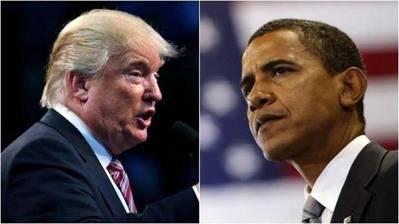 Los primeros 100 días de Trump comparados con los de Obama