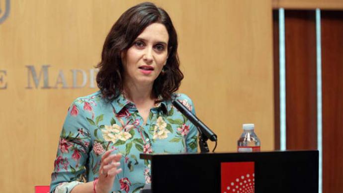 Díaz Ayuso incorpora a su gobierno a un exconsejero de Avalmadrid expedientado por el Banco de España