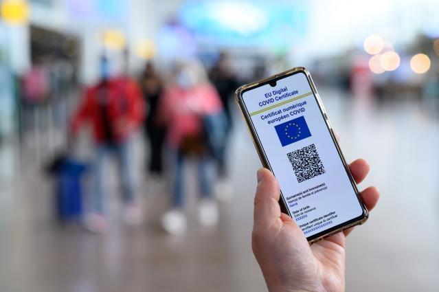 IATA recomienda el certificado Covid digital europeo como estándar global