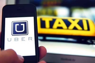 Uber, empresa líder en alquiler de vehículos privados con conductor