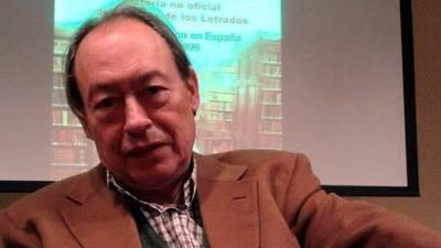 Gregorio Morán, en una foto de archivo. CPD