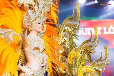 """El Carnaval de """"La Fantasía"""" de Santa Cruz de Tenerife, contará con 31 aspirantes a Reina del Carnaval 2018 en sus tres modalidades"""