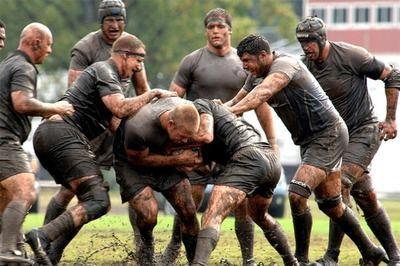 Breve historia del primer partido de rugby gay en Nueva Zelanda