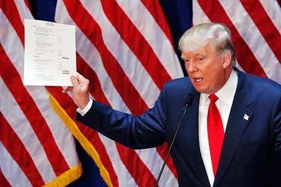 Trump estaría dispuesto a firmar una nueva versión del acuerdo de París