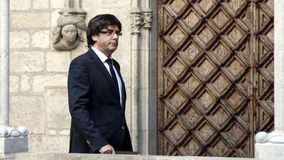Puigdemont pedirá permiso a la Justicia para asistir a su investidura