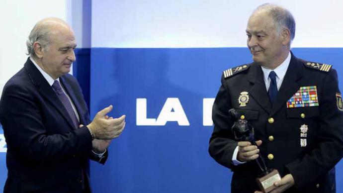 El jefe de la brigada política declara que Fernández Díaz intercedió por Villarejo porque se lo había ordenado Rajoy