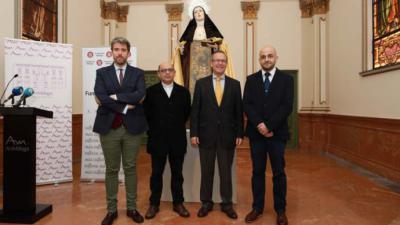 El patrimonio barroco de la iglesia de la Divina Pastora será expuesto en ArsMálaga