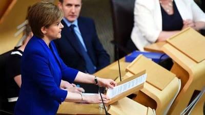 Escocia pospone planes para un segundo referendo de independencia