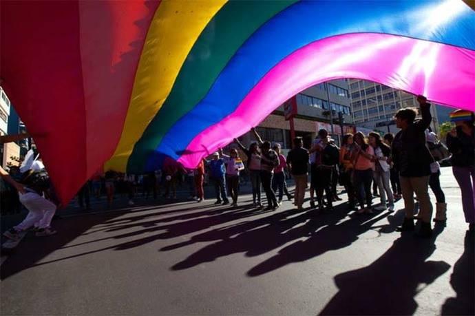 Ser homosexual es delito en 72 países y en ocho se castiga con pena de muerte