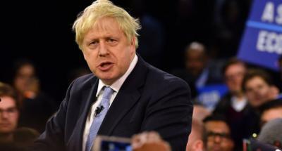 Boris Johnson Primer Ministro inglés