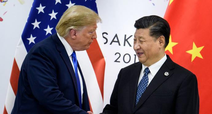 """Xi Jinping a Donald Trump: China y EE.UU. """"deben unirse"""" contra la pandemia del coronavirus"""