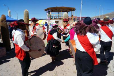 """Cariquima fue sede del tradicional Encuentro Intergeneracional """"Trilla de Quínoa 2018"""""""
