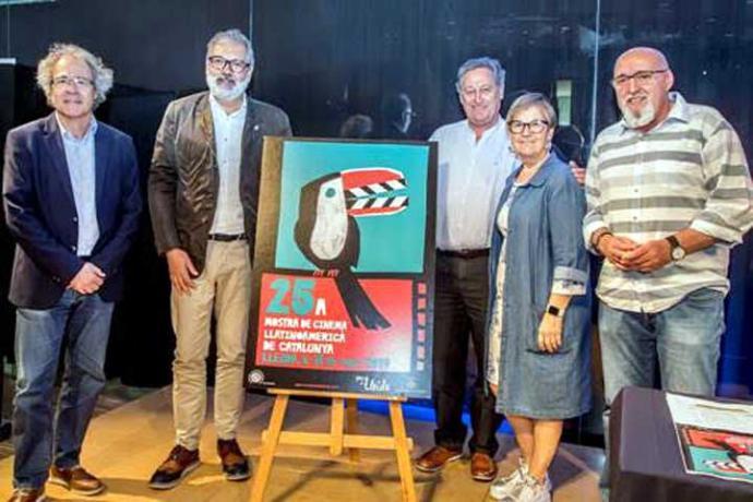 La 25ª Mostra de Cine Latinoamericano de Cataluña proyectará en Lleida 81 producciones de 20 países