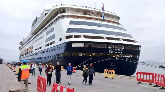 Corporación de Puertos del Cono Sur confirmó aumento de 11% en recaladas en temporada de cruceros 2018/2019
