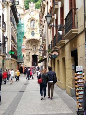 San Sebastián la Meca del pincho y la tapa