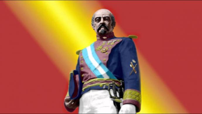 Duque de Ahumada, fundador de la Guardia Civil