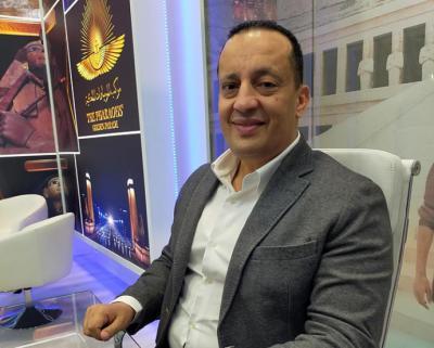 Magued Abousedera. Subsecretario de Turismo de Egipto