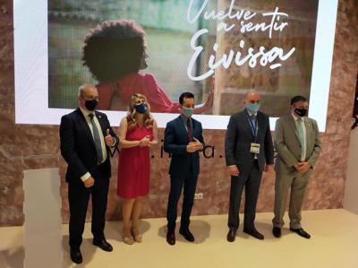 "Ibiza se presentó en FITUR bajo el lema ""Vuelve a sentir"""