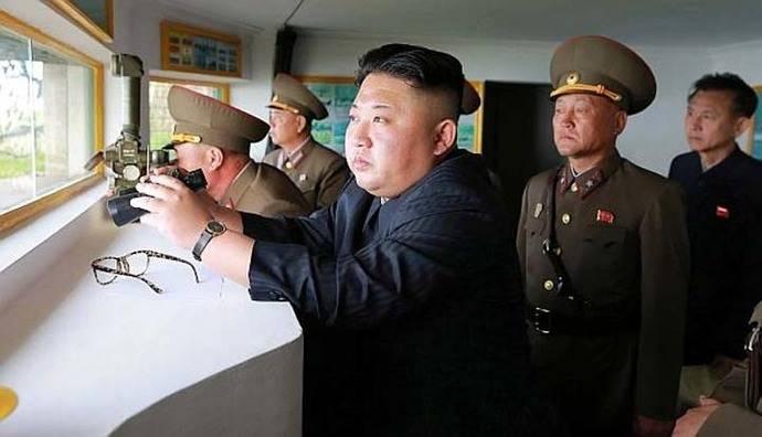 Corea del Norte acusa a Seúl de violar su espacio aéreo