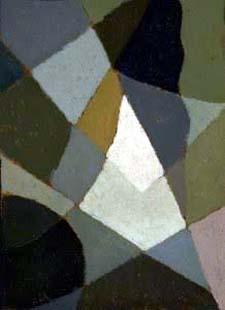 Esteban Lisa. El gabinete abstracto se presenta en el Museo de Arte Abstracto Español
