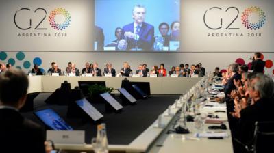 Desafío del G20 es lograr consenso sobre comercio internacional según experto argentino