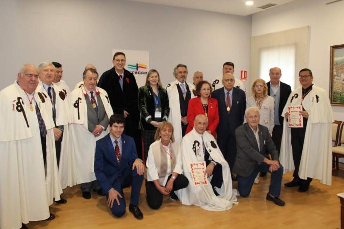"""Santiago de Compostela acogerá el """"Congreso de Peregrinación como impulsor el Turismo Internacional"""""""