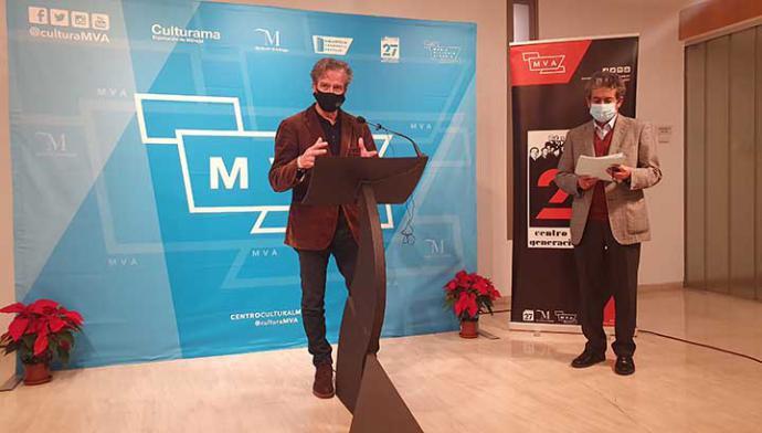 Juan de Beatriz gana el XXI Premio Internacional de Poesía Emilio Prados con su poemario 'Cantar qué'