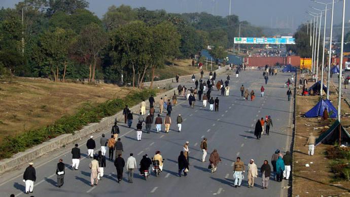 Gobierno de Pakistán logra acuerdo con islamistas para finalizar protestas
