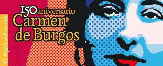 """""""La mujer silenciada"""": El IEA conmemora el CL aniversario de Carmen de Burgos """"Colombine"""""""