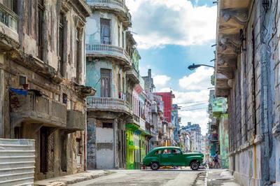 Imagen de archivo de La Habana, Cuba