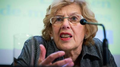 Una encuesta de Telemadrid asegura que Carmena ganará las municipales pero la izquierda no conseguirá sumar para gobernar