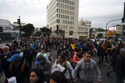 Fuertes sismos sacuden el centro de Chile, sin causar daños o víctimas