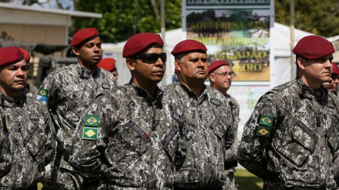 Brasil decreta uso de Ejército para reforzar seguridad en frontera venezolana