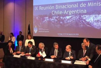 Chile y Argentina firman acuerdo de reconocimiento recíproco de visas para turistas de la República Popular China