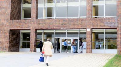 Imagen de archivo de la Facultad de Filosofía y Letras de la ULE. | L.N.C.