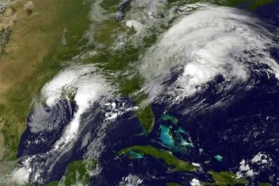 Organismo meteorológico mundial califica tormenta Harvey de 'pesadilla total'