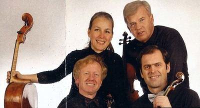 """Concierto de """"Cuarteto Martinu """""""