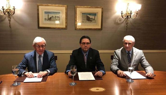 Firmada carta de intenciones para crear la Academia Gastronómica del Ecuador